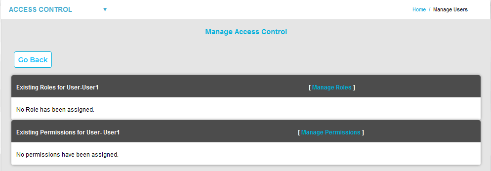 Manage Access Control 2 New
