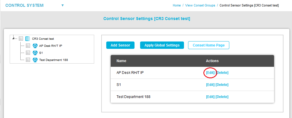 Conset Control Sensor Index 3