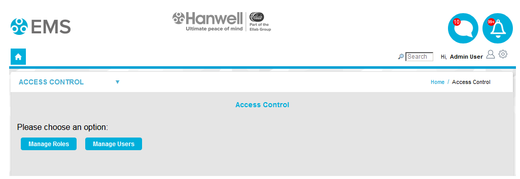 Access Control Manage Users2
